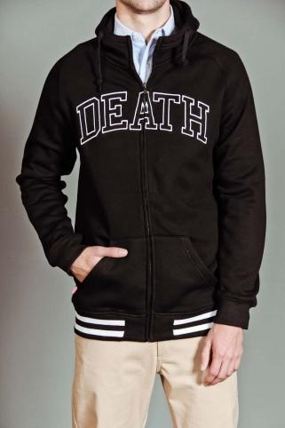 """The goths will like this one, I'm sure.  """"The Death"""" would be a pretty badass team name. Makes the Heat sound wimpy."""
