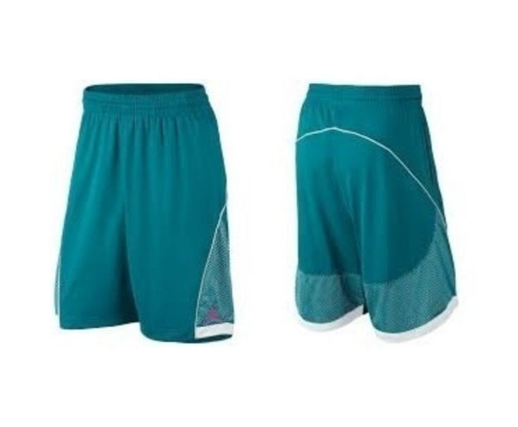 NIKE JORDAN FLIGHT PREMIUM KNIT MEN'S BASKETBALL SHORTS SIZE MEDIUM 618459 NWT  #Nike #Shorts