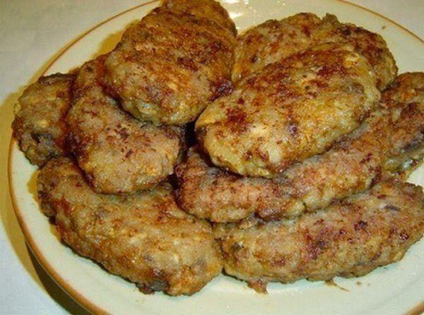 Лучшие кулинарные рецепты: Вкуснейшие грибные котлеты