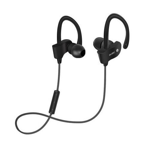 Ubit 56S Sports Wireless Bluetooth Earphone Stereo Earbuds Headset Bass Earphones with Mic In-Ear for iPhone 6 Samsung Phone