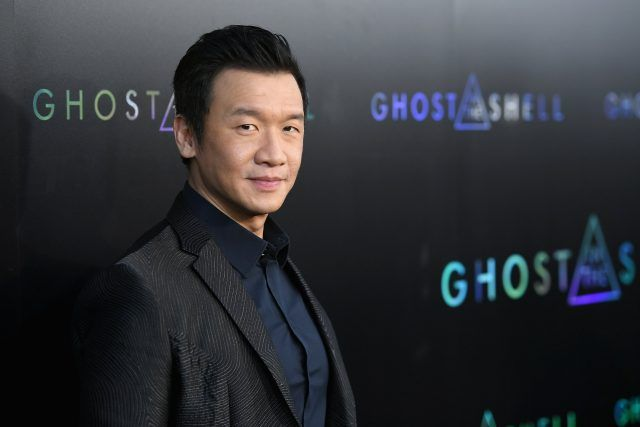 Chin Han Joins Dwayne Johnson in Skyscraper   Ghost in the Shells Chin Han joins Dwayne Johnson and Neve Campbell in Skyscraper  Chin Han (Ghost In the ShellIndependence Day: Resurgence) has been cast inUniversal PicturesandLegendarysSkyscraper joining star Dwayne Johnson (Furious 7San Andreas). The film which will re-team Johnson with hisCentral Intelligencedirector Rawson Marshall Thurber will hit theaterson Friday July 13 2018. The film recently cast Neve Campbell in a lead role.  Global…