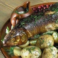 Запеченная рыба: Лучшие рецепты рыбы запеченной в духовке, фольге, с овощами