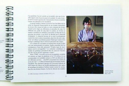 Design et médecine - Enjeux et pratiques du soin aujourd'hui - Roxane Andrès