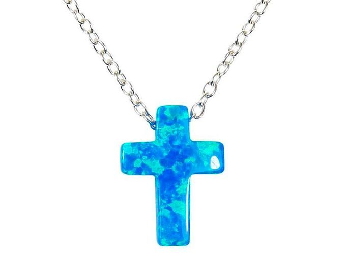 Coraline Seeing Stone Necklace Looking Stone Amulet Coraline Green Stone Coraline Key Coraline Black Key Coraline Costume In 2020 Blue Opal Cross Necklace Women Cross Necklace