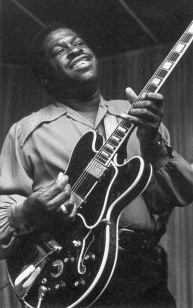 Mighty Joe Young (September 23, 1927 – March 27, 1999 was Chicago blues guitarist.[ Born Joseph Young in Shreveport, Louisiana, he died in Chicago, Illinois.He first began playing in the early 1950s by singing in Milwaukee nightclubs. By the mid 1950s, Young had recorded his first song for Jiffy Records in Louisiana.
