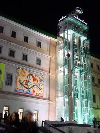 Museum Reina Sofia - Madrid (Spain) @Mollie Flaneuse