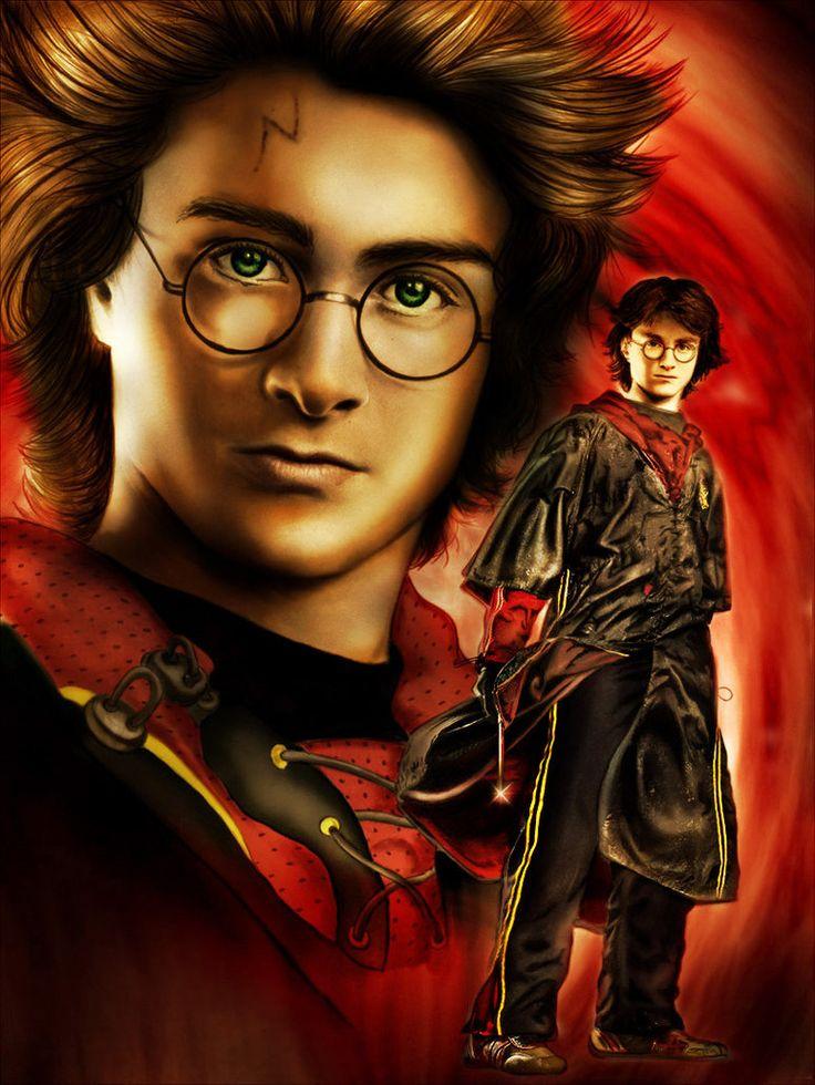 Harry Potter by ~Eruadan on deviantART