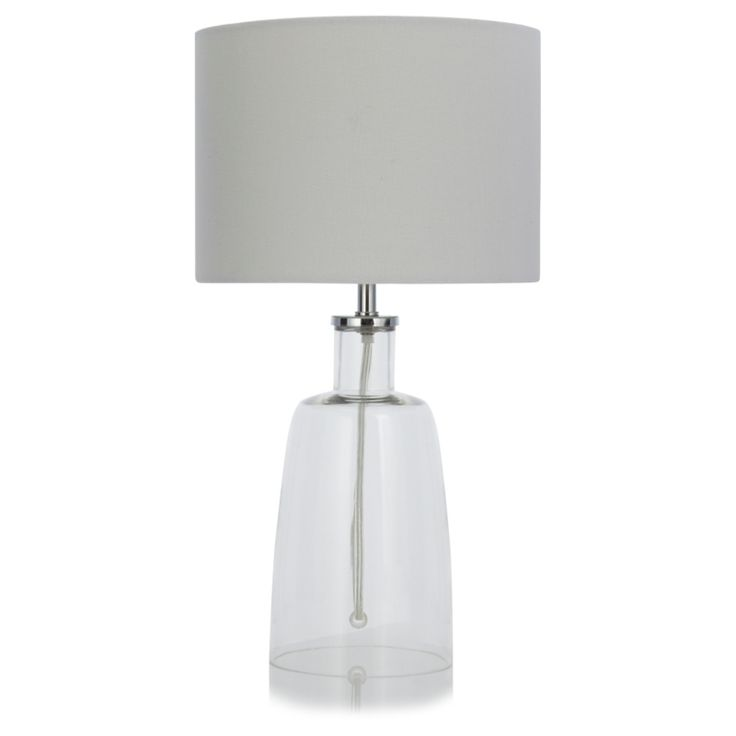 Asda Table Lamp From The Town & Country Range