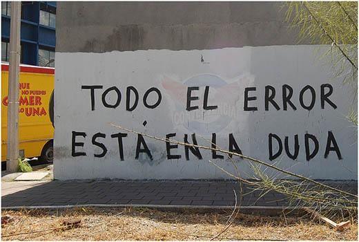 No dudes...