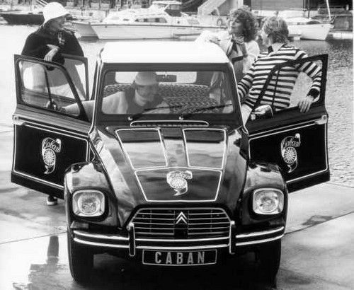 1977 Citroën Dyane Caban > only 250 Exemplares