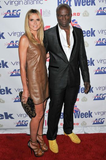 Seal and Heidi Klum - The 31 Most Shocking Celebrity Breakups