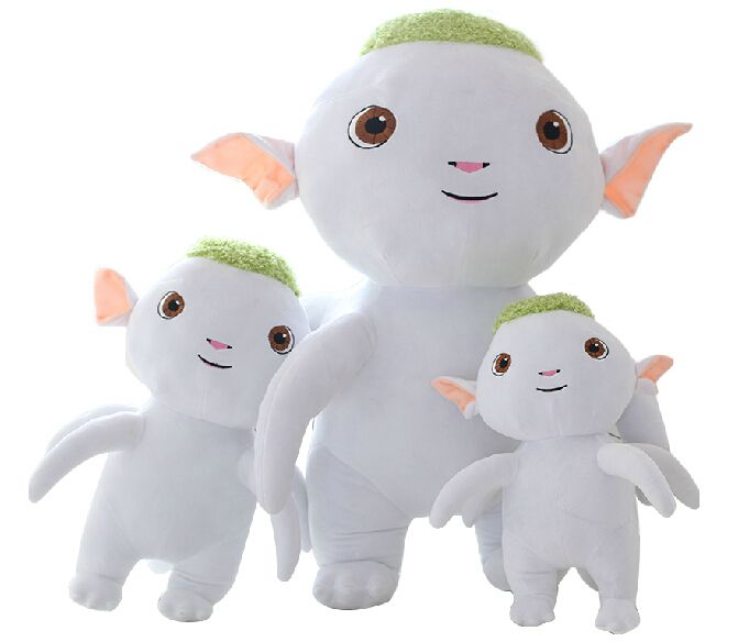 candice guo! Newest arrival super cute plush toy movie Monster hunt Hoopa soft doll creative birthday gift 1pc #Affiliate