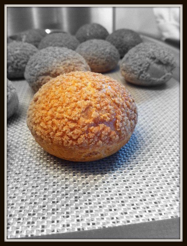 pâte a choux (recette de Christophe michalak)
