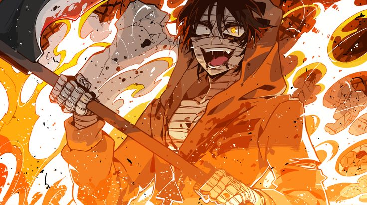 Angel of Slaughter 殺戮の天使 (Massacre Angel) (Satsuriku no Tenshi) 君が笑うまで #Anime #Manga #Game Fanart Zack