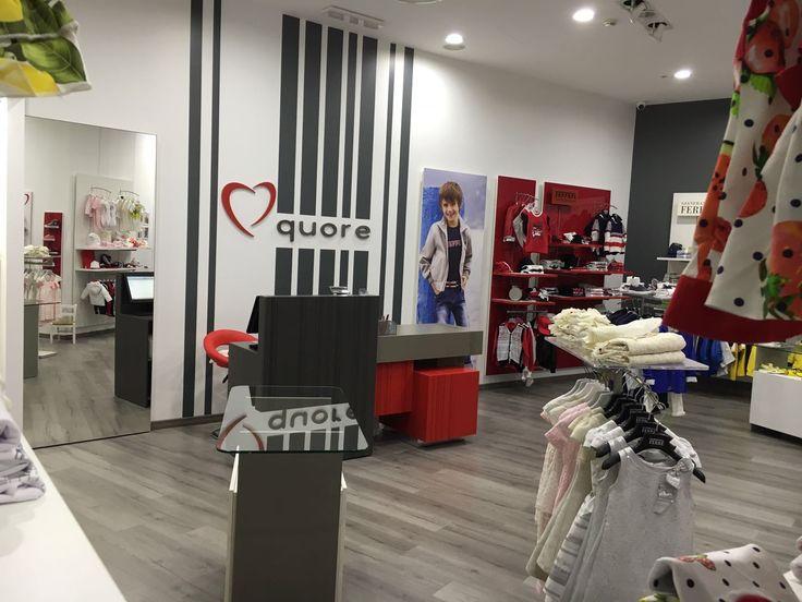 Il Quore Store all'interno del #Centrocommerciale #Etnapolis a Belpasso (CT) #shopping #shoppingcenter #kidswear #fashionwear #fashion #abbigliamentobambino #kids