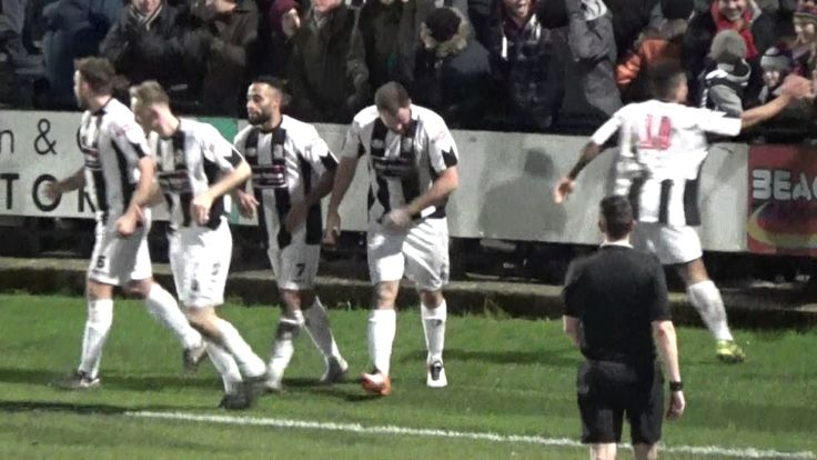 Extended Highlights   Stafford Rangers 2 - 1 Hednesford Town   Boxing Da...