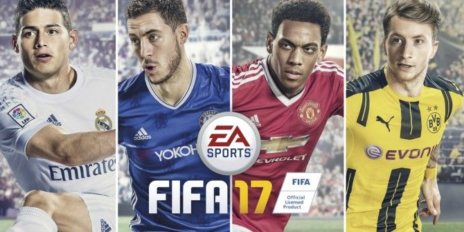Play FIFA 17 Free This Thanksgiving Weekend #tech #news