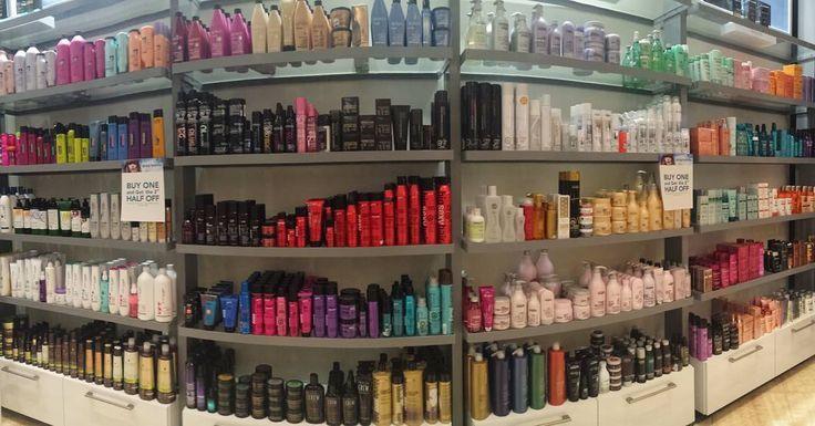 "10 Likes, 1 Comments - Toronto Colourist & Stylist (@hollyshairaffair) on Instagram: ""product heaven 😍"""