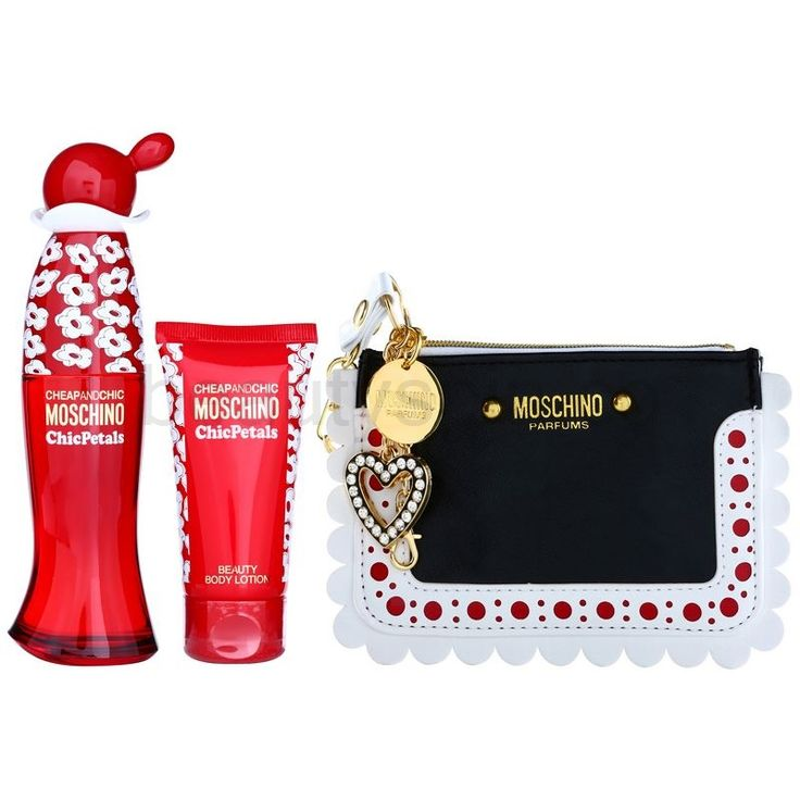 Moschino Cheap and Chic Petals giftset 50ml