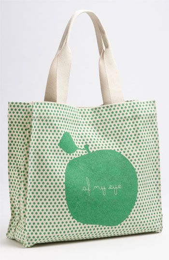 Apple & Bee Organic Cotton Canvas Tote | Nordstrom
