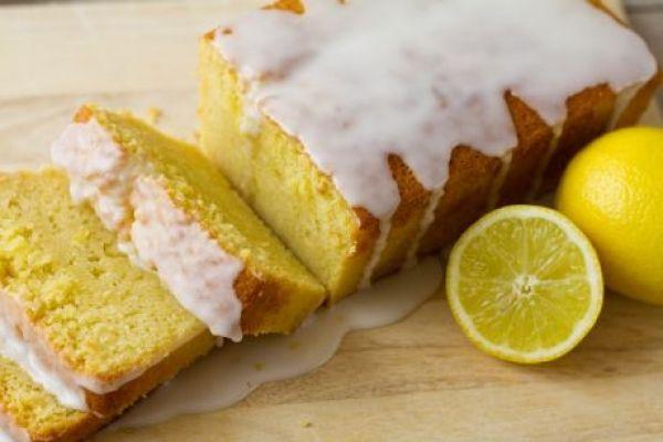 Πανεύκολο+κέικ+λεμονιού+με+ινδοκάρυδο