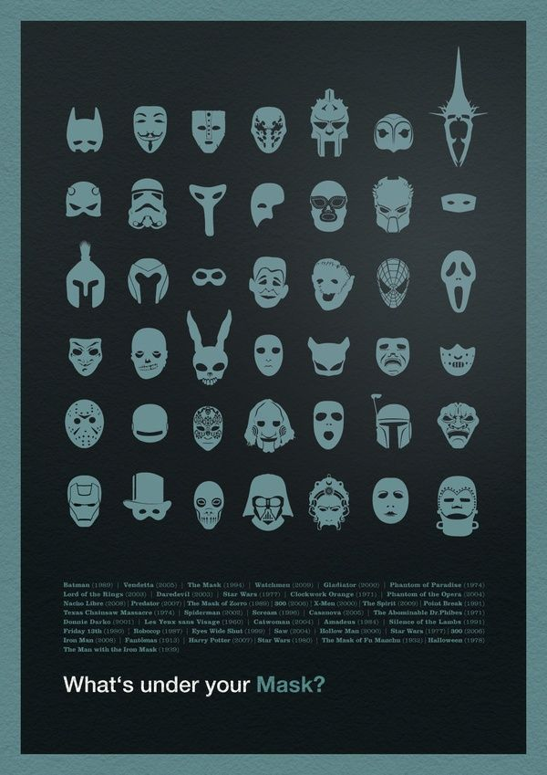 Horror Movies Masks