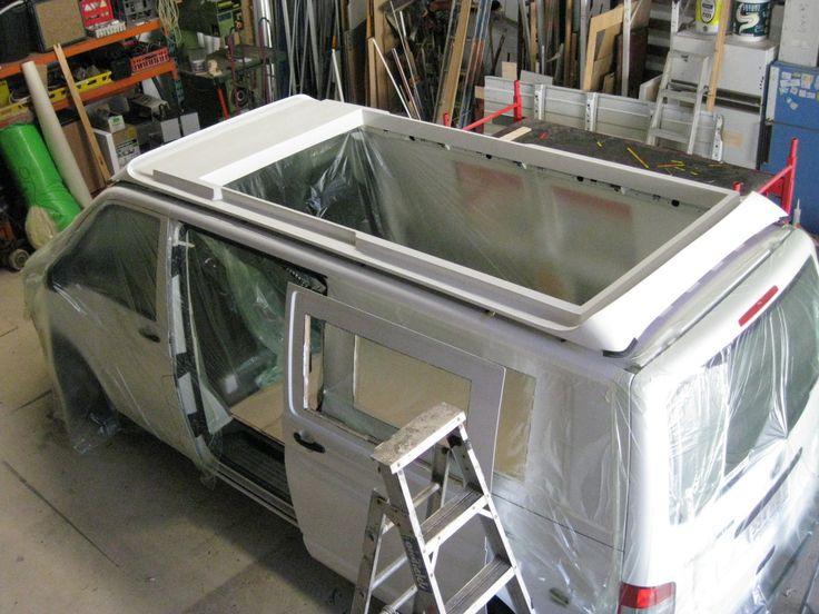 Vw Transporter Almost A Pop Top Van Conversions