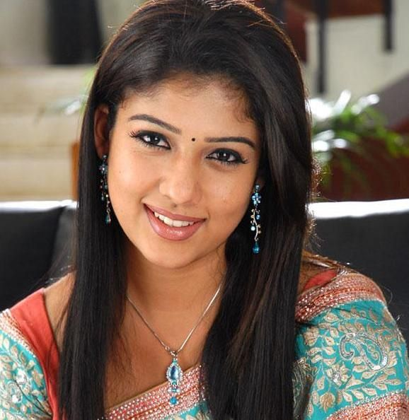 Homely Looking Nayanthara