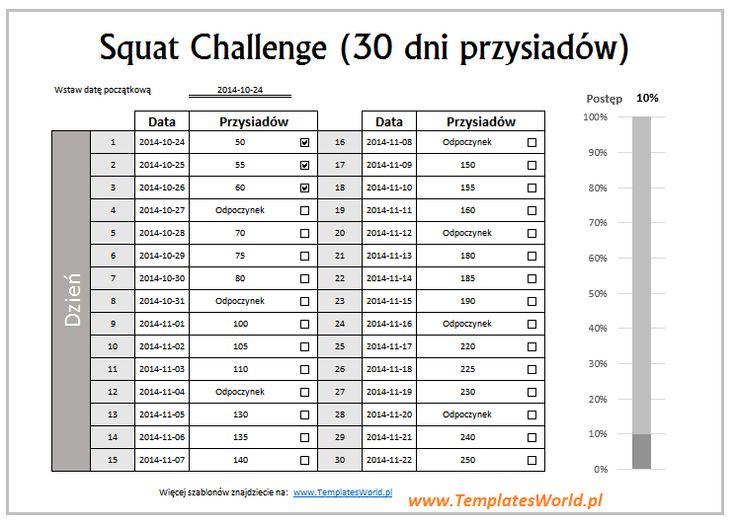 squal challenge
