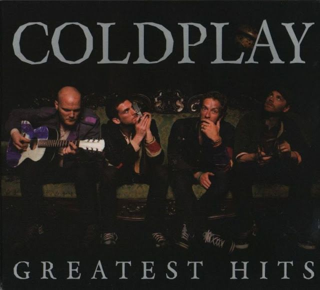 Music Apple iTunes: Coldplay - Greatest Hits (2008)