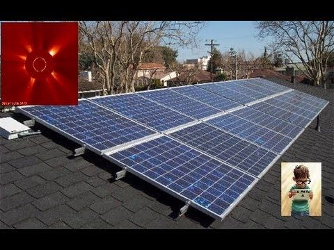 We can have endless energy in Canada.   Solar Power Home Solar Panels Why the Power Companies are worried
