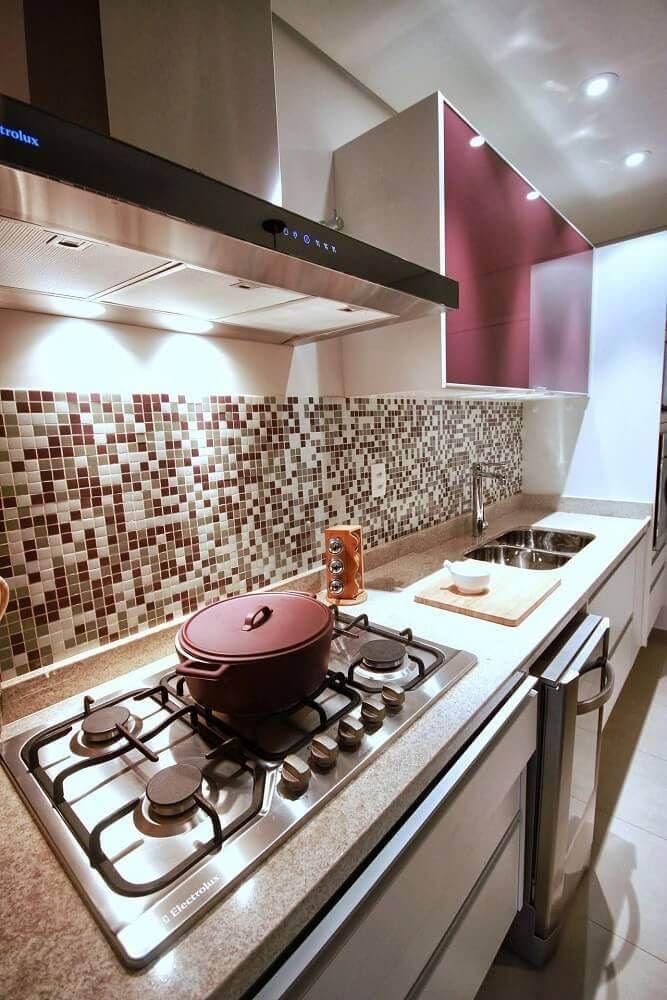 Cozinha Com Coifa Veja Como Decorar E 50 Modelos Lindos