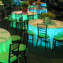 Glow Tables 27 best table glow uplighting images on pinterest   wedding decor