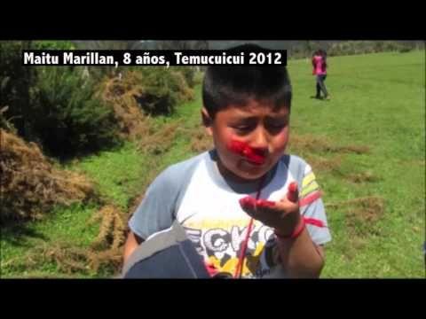 A.T.M. Denuncia al Estado de Chile por la violencia contra niños y niñas...