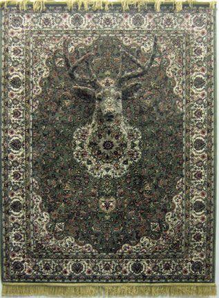 Debbie Lawson – Persian stag