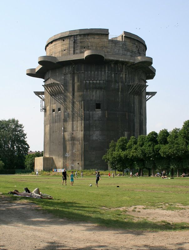 Flak Towers of the Reich   World War II History