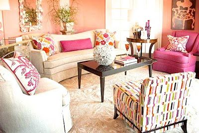 www.leovandesign.com - Mixing Patterns and Prints in Interior Design