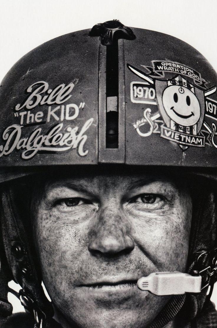 "Bill ""the Kid"" Dalgleish, Helicopter Pilot, Vietnam War"