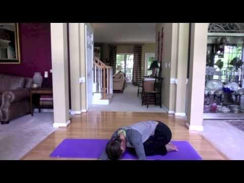 Holy Yoga - 30 Minute Morning Devotion and Yoga (2) - YouTube