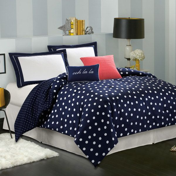 Gray Bedding At Bed Bath And Beyond : Kate spade new york little star comforter set bed bath