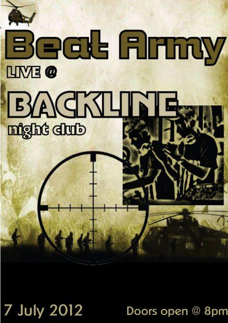 Backline Night Club - Viewing an Event | Margate, KZN South Coast