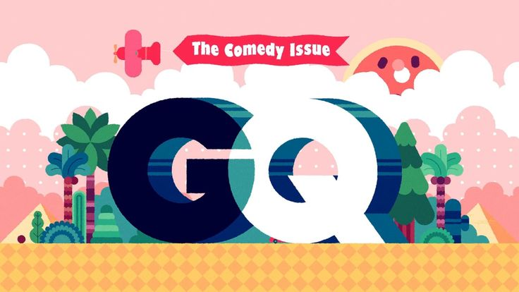 A short intro to GQ's 2015 Comedy Issue interview series.