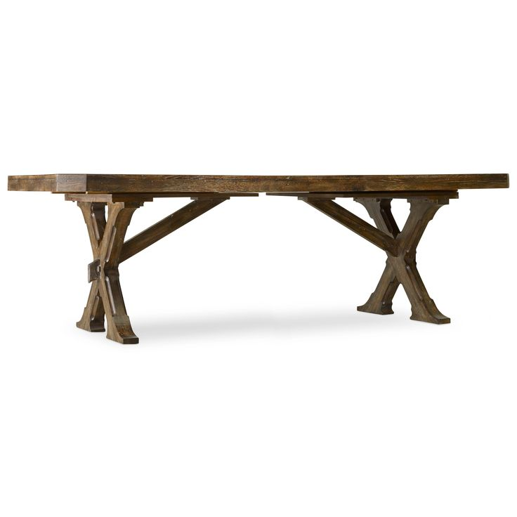 Hooker Furniture Willow Bend Extendable Dining Table