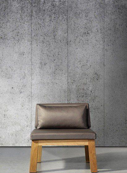Die besten 25+ Betontapete Ideen auf Pinterest Tapeten beton - schöner wohnen tapeten wohnzimmer