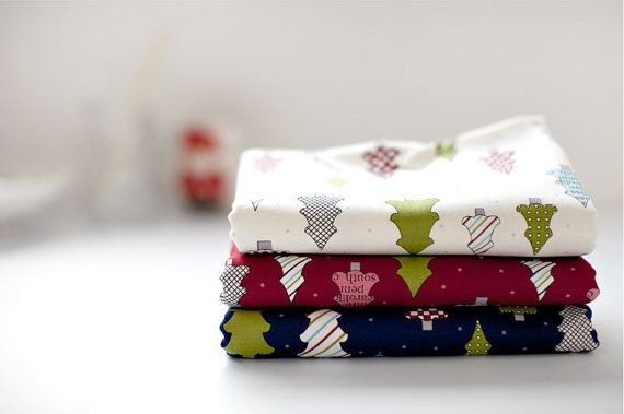 * This listing is for 1 yard of one color. Please make your selection during checkout (Ivory, Red or Navy). * 100% Cotton Oxford * Fabric size: 1 Yard =