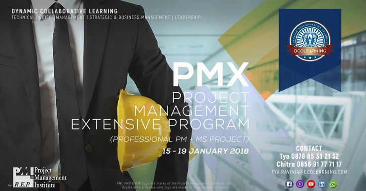 Training Project Management Extensive Program Jakarta  #training #projectmanagement #msproject #schedule #jakarta #indonesia #2018