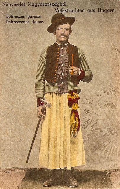 Magyar, Austria-Hungary