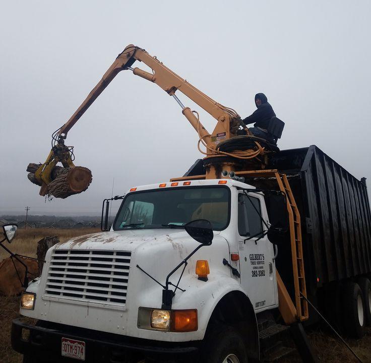 Massive truck to help do the job