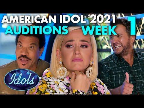 American Idol 2021 Auditions Week 1 Idols Global Youtube In 2021 American Idol American Audition