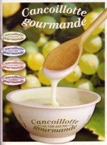 La cancoillotte, le fromage du pays comtois.